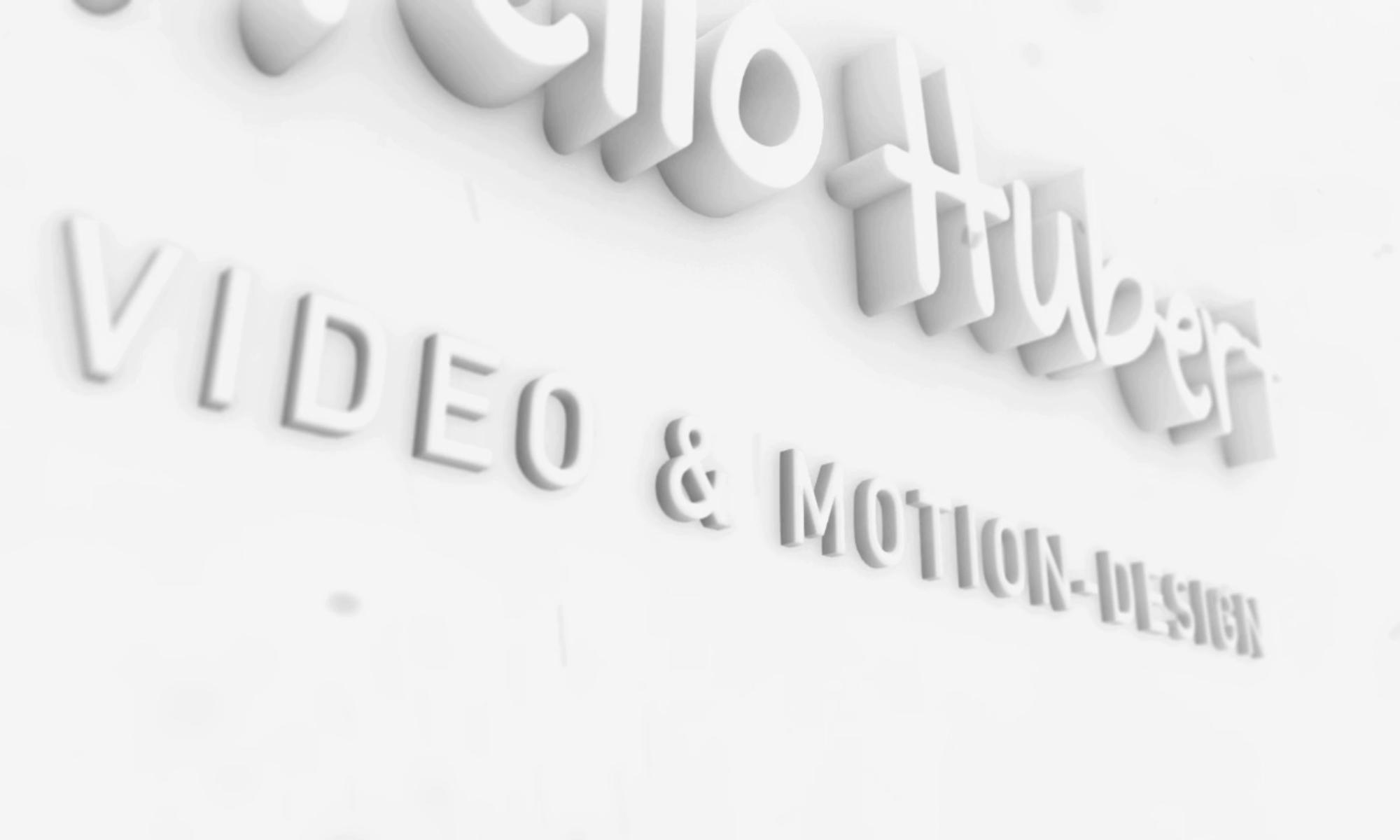 Le Blog Vidéo et Motion-Design